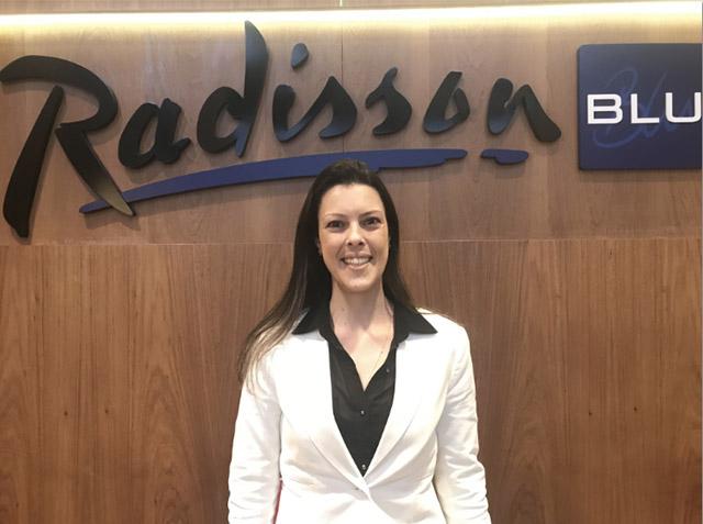 Fabiana Colossio assume gerência de vendas do Radisson Blu São Paulo
