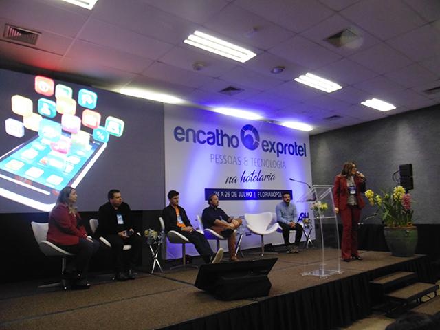 ENCATHO 2018: Avanços na tecnologia de vendas são destaque em debate
