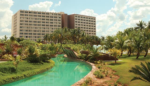 Hot Beach Resort entrou em operação em Olímpia (SP)