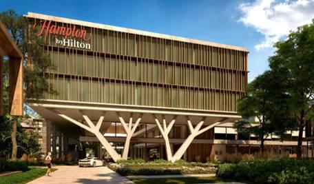 Hampton by Hilton anuncia unidade em Buenos Aires