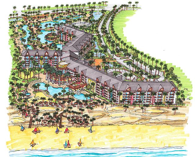 Beach Park planeja captar R$ 1,6 bilhão para construir novo complexo turístico no Ceará