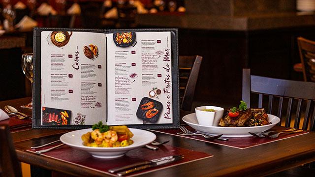 Rede Deville renova cardápios e traz diversas experiências gastronômicas