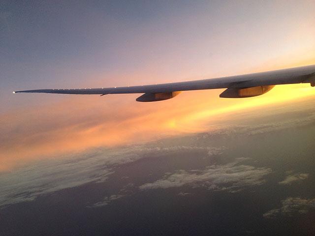 Mais de 100 milhões de passageiros viajaram de avião nos últimos 12 meses