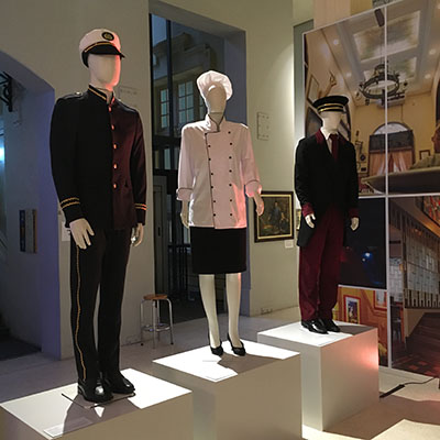 Exposição do Sindha apresenta vestuários das décadas de 20, 40 e 60