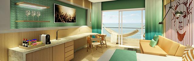 Hard Rock Hotels inicia vendas de unidade em Fortaleza (CE) no 2º semestre