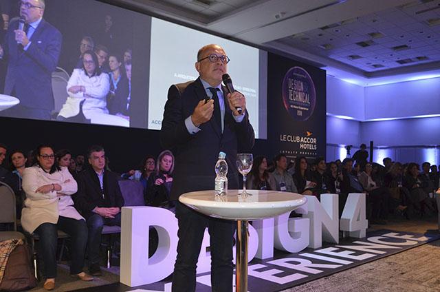 Arthur Casas palestrou no Design & Technical Summit 2018