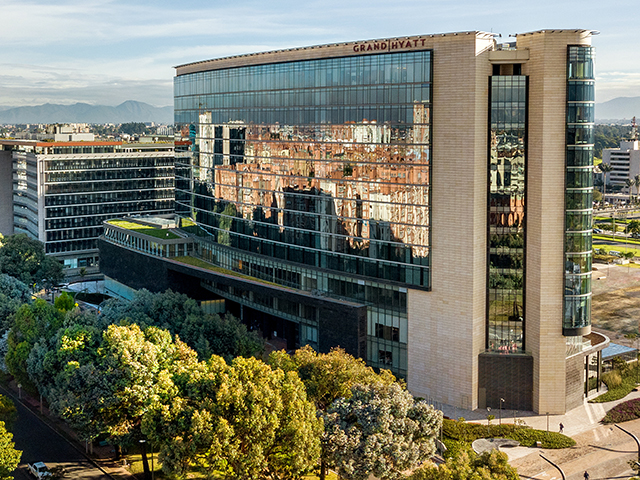 Grand Hyatt Bogotá inicia operação na capital colombiana