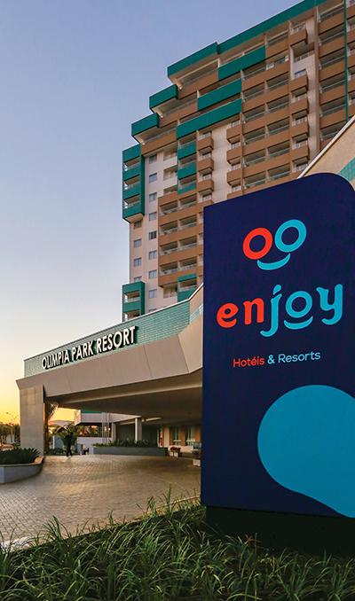 Enjoy Olímpia Park Resort entrou em operação oficial
