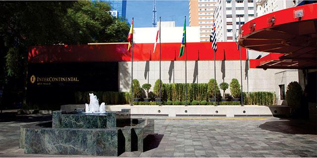 InterContinental São Paulo sediará Conferência GBTA Brasil