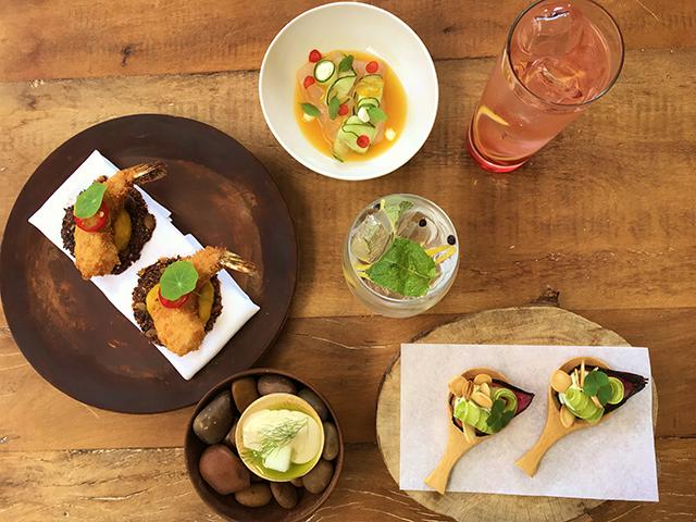 Hotel Maui Maresias (SP) realiza workshop de drinques com gin e menu-degustação