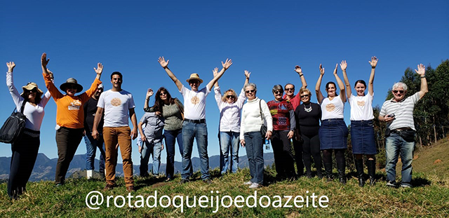 Rota do Queijo e do Azeite atrai cada vez mais turistas para Alagoa (MG)