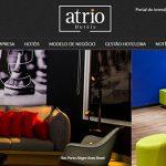 Atrio Hotéis muda marca e passa a se chamar Atrio Hotel Management