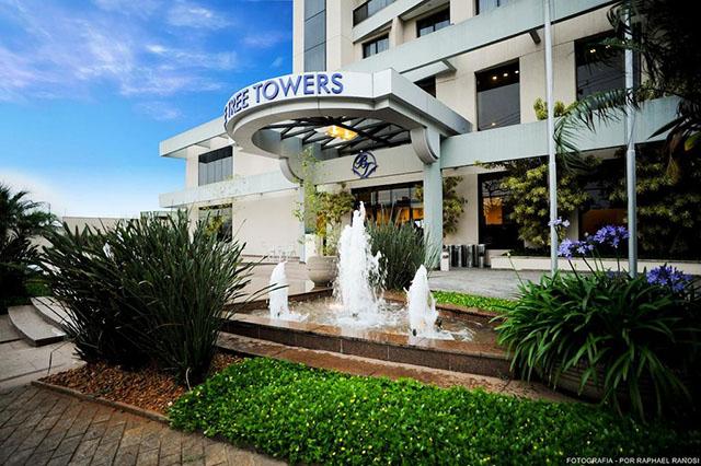 Blue Tree Towers Anália Franco (SP) oferece serviço de transfer