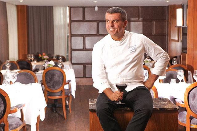 Restaurante do Miramar Hotel by Windsor ganha novo nome e um chef italiano