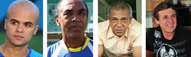 Rede Tauá recebe jogadores de futebol em Caeté (MG)
