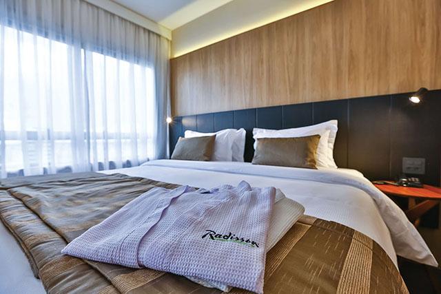 Radisson Hotel Paulista inicia processo de retrofit das áreas de convívio