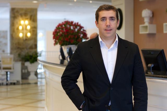 Cincinato Lui Cordeiro assume a Diretoria de Vendas e Marketing da Slaviero Hotéis