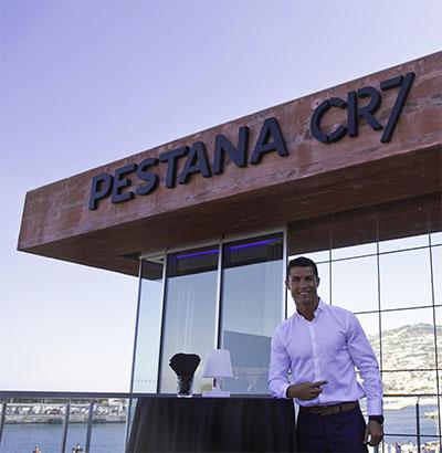 Cristiano Ronaldo e Pestana Hotel Group abrirão hotel em Paris