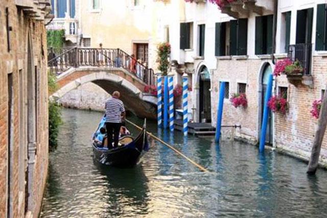 Casa Grande Hotel Resort & SPA recebe exposição Caminhos da Itália