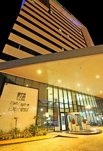Holiday Inn Express Belém Ananindeua (PA) completa cinco anos de operação