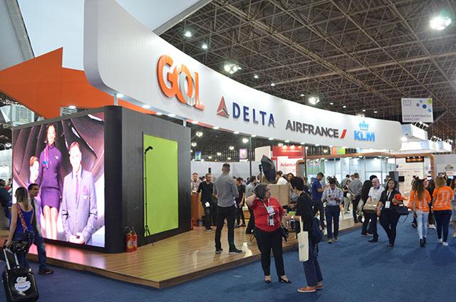 GOL anuncia voos para Cancún durante ABAV Expo Internacional 2018