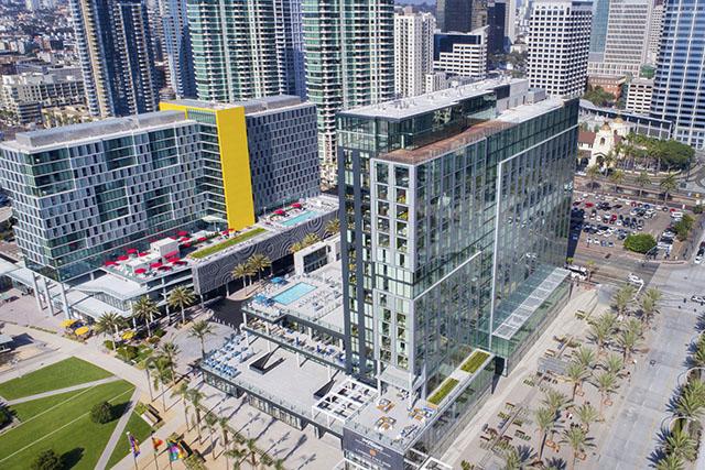 InterContinental Hotels & Resorts abre novo hotel no coração do centro de San Diego