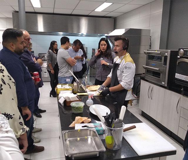 Middleby Brasil realiza evento para empresários do ramo do Food Service