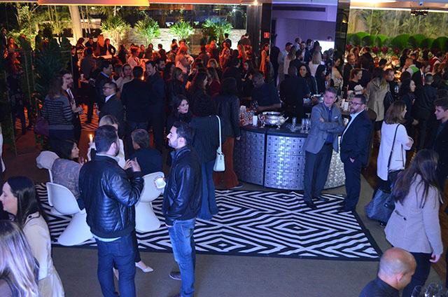 Hotel Tivoli Mofarrej promoveu festa Celebre