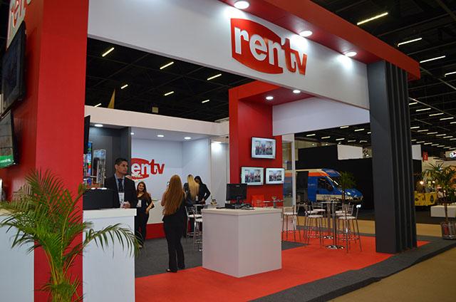 RenTV traz novidades para a Equipotel 2018
