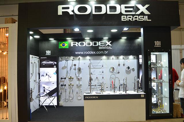 Roddex Brasil participa da Equipotel 2018