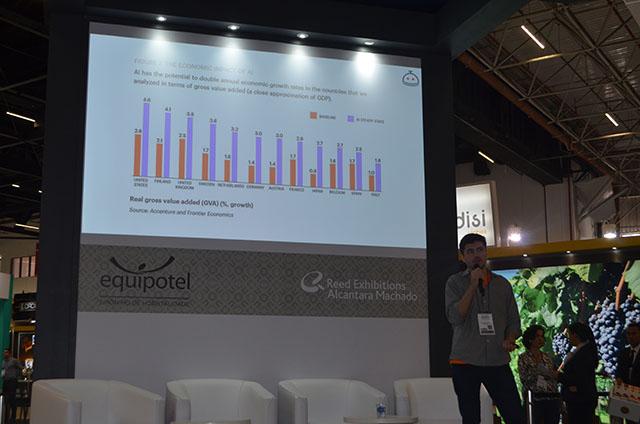 Rodrigo Teixeira destaca a importância da inteligência artificial no atendimento online