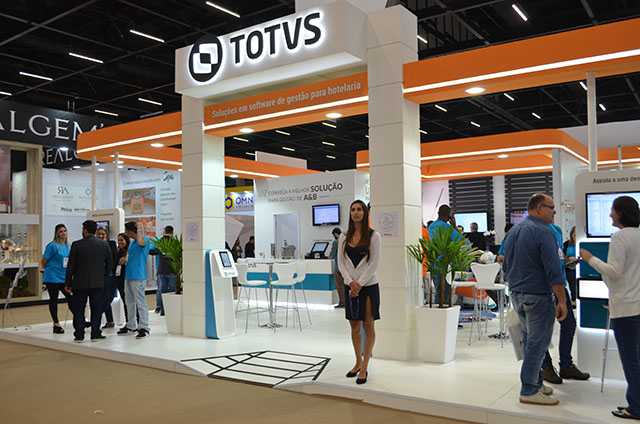 TOTVS mira futuro apresentando inovações para o setor hoteleiro