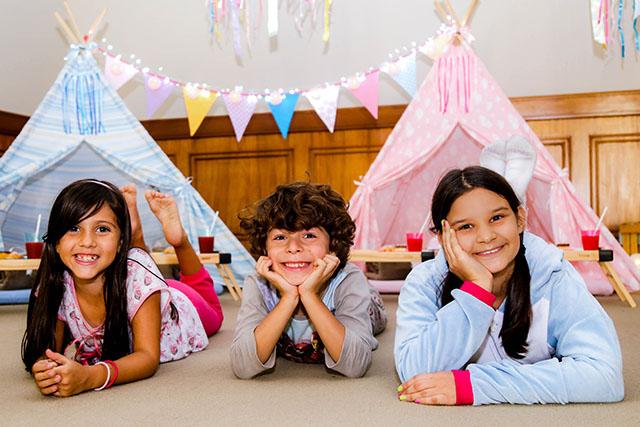 Windsor Florida (RJ) lança festa do pijama para as crianças