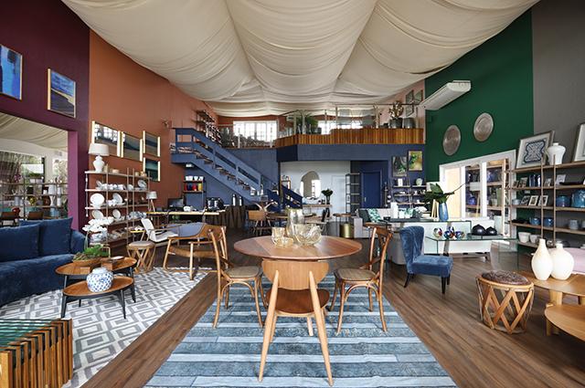 Loja de móveis, objetos e vasos decorativos L'oeil inaugura unidade em Campinas (SP)