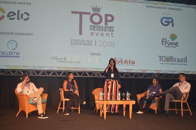 Como manter a satisfação do cliente é debatido na 6ª edição do Top Seller Event