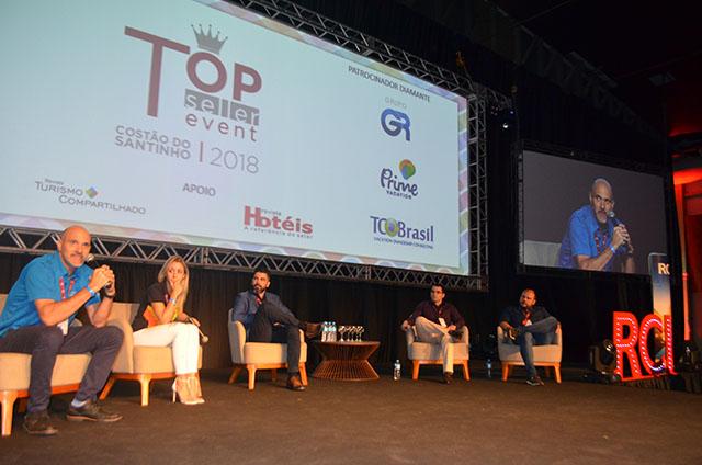 Vendas, valores e experiências são debatidas na 6ª edição do Top Seller Event