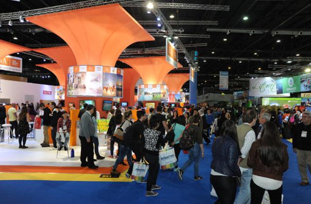 Brasil é destaque na FIT, maior feira de turismo da Argentina