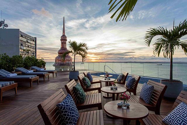 Fera Palace, de Salvador (BA), é indicado ao prêmio de Melhor Hotel Urbano 2018