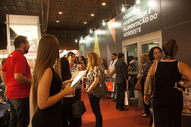Hotel & Food Nordeste comemora sucesso da primeira edição com 11 mil visitantes