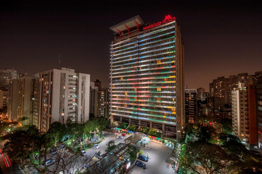 Maksoud Plaza prepara atrações para celebrar o Natal e a chegada de 2019