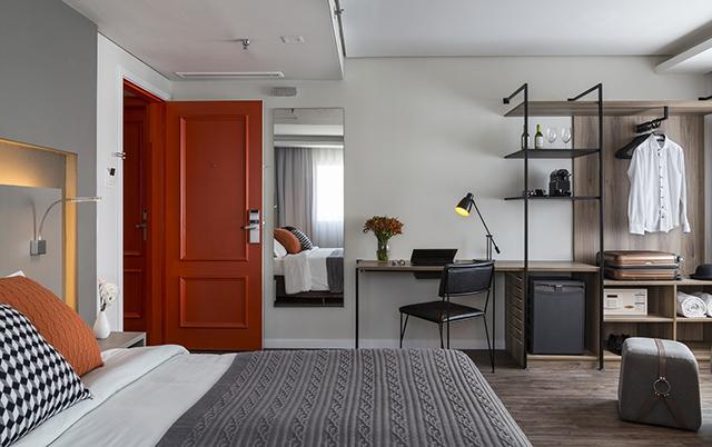 Intercity Hotels reformula conceito de design
