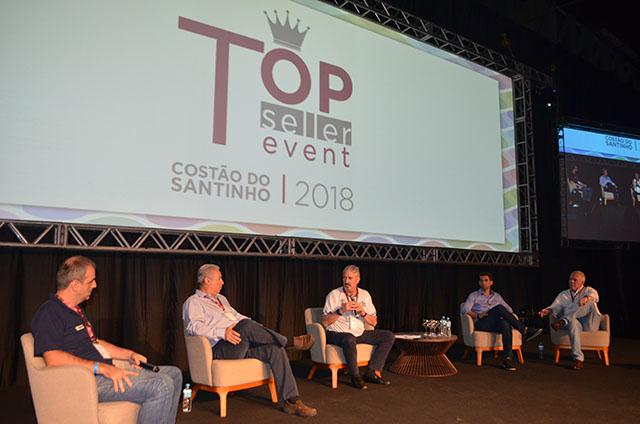 Cenário da Propriedade Compartilhada é debatida na 6ª edição do Top Seller Event