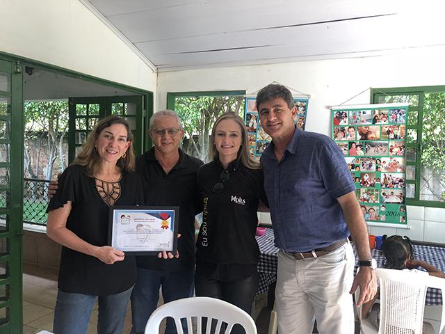 Rede de Hotéis Hplus apoia o Larzinho Chico Xavier