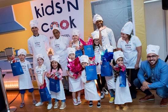 Novotel realizará ação de culinária com crianças no Halloween