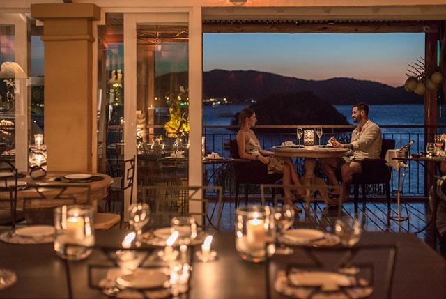 Hotel Vila d'este renova cardápio de seu restaurante Altto