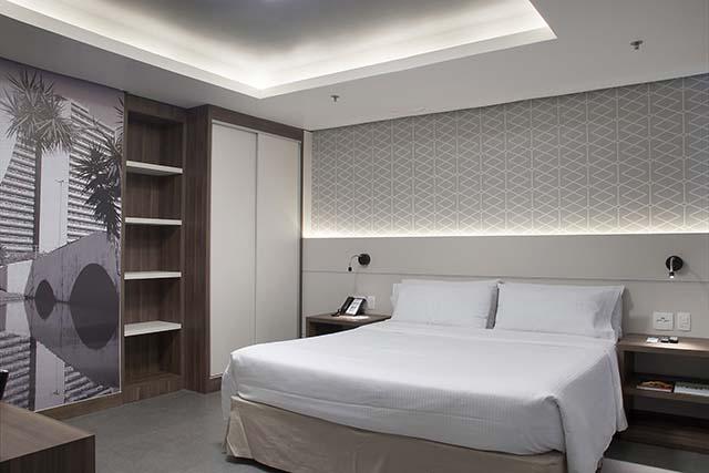 Holiday Inn Porto Alegre (RS) moderniza apartamentos