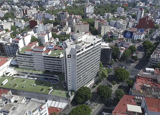 Wyndham Grand chega na Cidade do México