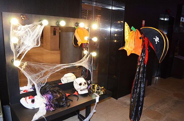 Hotel Pullman SP Ibirapuera promoveu evento para comemorar o Halloween