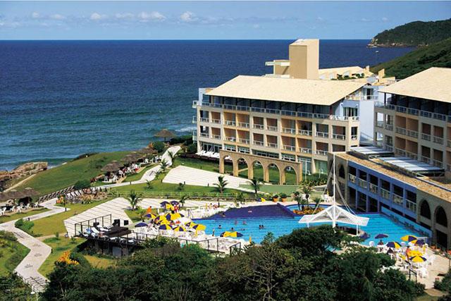 RCI Brasil confere premiação Gold Crown ao Costão do Santinho Resort