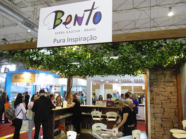 Secretário de Turismo de Bento Gonçalves apresenta atrativos da cidade no FESTURIS